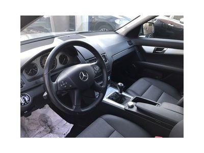 usata Mercedes C220 CDI S.W. Avantgarde-18-Navi-Unicoproprietario