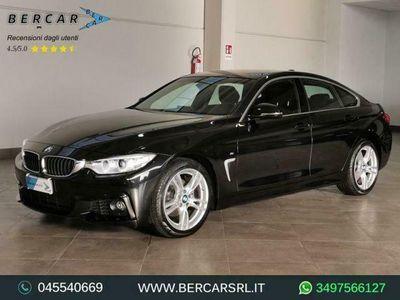 usata BMW 420 Gran Coupé d *MSPORT*NAVI PROF*FARI XENON*