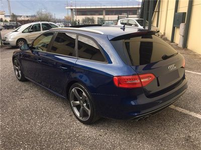 usata Audi A4 Avant 2.0 TDI 177CV S line / tettuccio panoramico