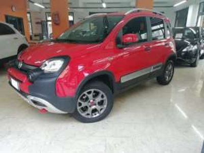 usata Fiat Panda Cross 1.3 mjt 95 cv s&s 4x4 diesel