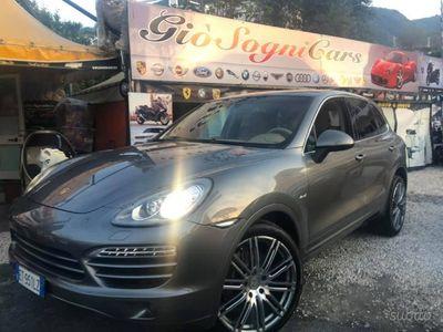 usata Porsche Cayenne 3.0 conto vendita permute