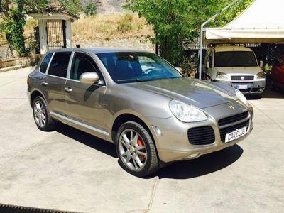 usata Porsche Cayenne Turbo 4.5 Usato