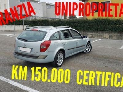 used Renault Laguna 2.2 Dci sw (DISTRIBUZIONE OK)
