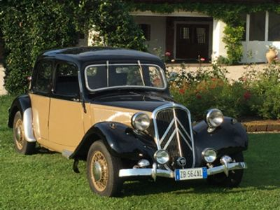used Citroën Traction Avant