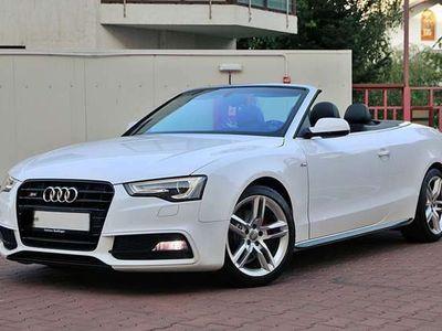 usata Audi A5 Cabriolet 2.0 TDI clean diesel Advanced S-line