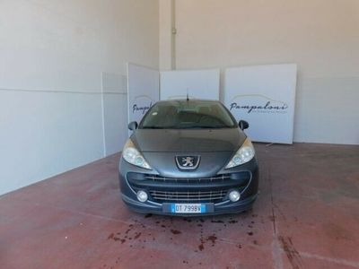 usata Peugeot 207 CC Cabrio HDi 110CV Tecno del 2009 usata a Siena