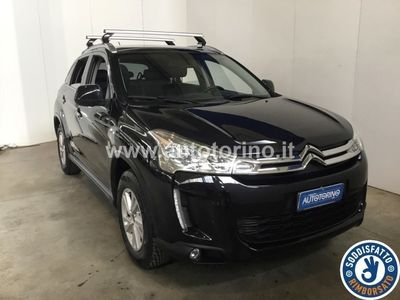 used Citroën C4 Aircross C4 AIRCROSS 1.6 e-hdi (hdi) Seduction s&s 4wd