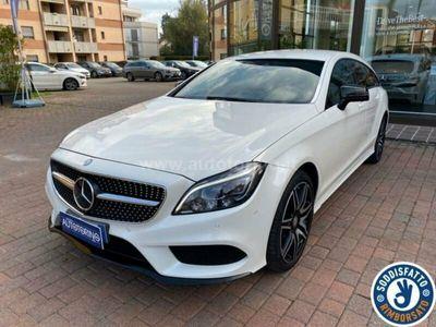 usata Mercedes E250 CLS Shooting Brake SB d Premium Force 4matic auto