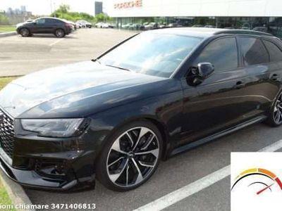 usata Audi RS4 listino 122k,CARBOC,B/O, PANO/ACC,DYNAMIC PLUS