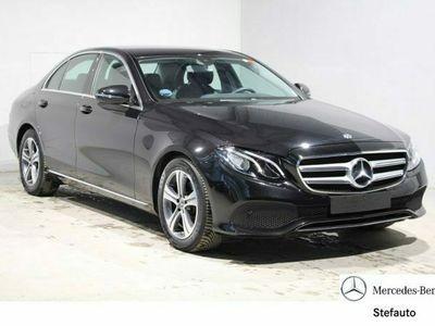 usata Mercedes E200 Auto Business Sport