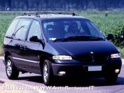 usata Chrysler Voyager 2.5 turbodiesel LE