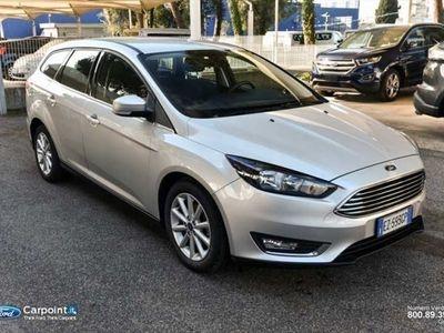 usata Ford Focus 1.5 TDCi 120 CV Start&Stop SW Titanium