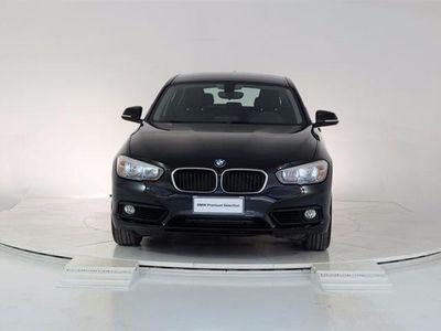 usata BMW 118 Serie 1 d 5p. Advantage del 2016 usata a Settimo Torinese