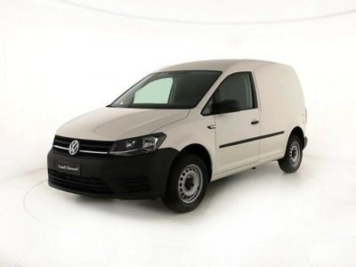 usata VW Caddy 2.0 TDI 102 CV Furgone Business