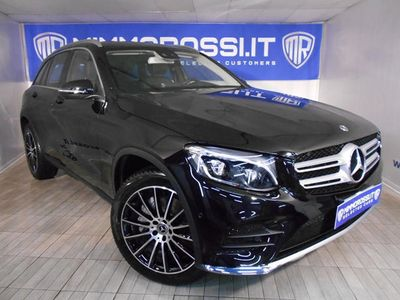 usata Mercedes GLC250 d 4Matic Premium AMG
