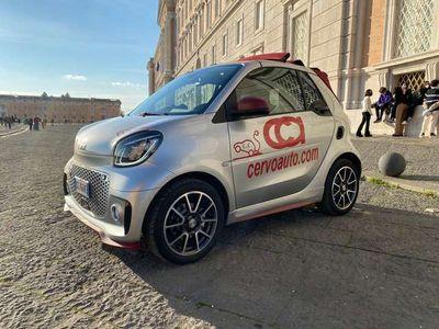 usata Smart ForTwo Cabrio EQ Ushuaïa