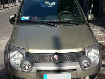 second-hand Fiat Panda Cross - 2010 Napoli