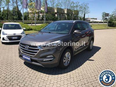 begagnad Hyundai Tucson TUCSON1.7 crdi Xpossible 2wd 115cv