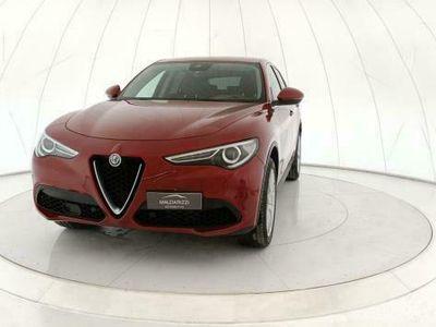 usata Alfa Romeo Stelvio 2017 2.0 t First Edition Q4 280cv auto