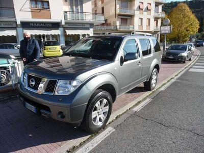 usata Nissan Pathfinder 2.5 dCi XE Plus 7 POSTI