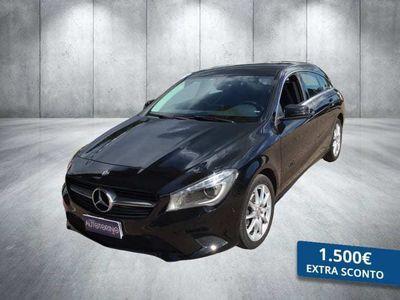 usata Mercedes CLA200 Shooting Brake CLASSE CLA SHOOTING BRAKEd (cdi) Executive auto