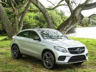 usata Mercedes GLE350 GLE 350d 4Matic Coupé Premium
