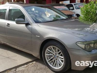 begagnad BMW 730 serie 7 d futura diesel