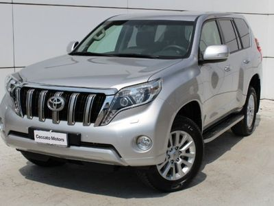 used Toyota Land Cruiser 2.8 D4-D 5 porte Lounge