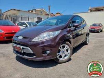 usata Ford Fiesta 1.2 3porte Titanium Benzina