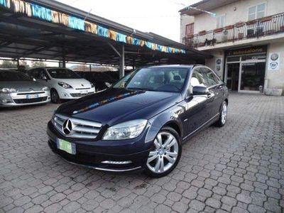 usata Mercedes C200 CDI BlueEFFICIENCY Executive