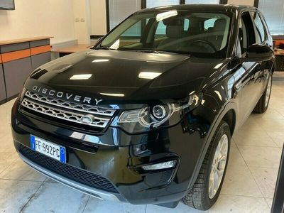 usata Land Rover Discovery Sport Automatico 2.0 TD4 180 CV HSE