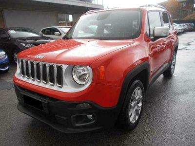 usata Jeep Renegade 2.0 MJT 4x4 Limited A/T