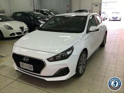 usata Hyundai i30 I30 FASTBACKFastback 1.6 CRDi DCT 136cv Business 6.2 MY20