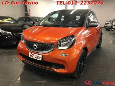 gebraucht Smart ForFour 0.9 90 CV Turbo Twinamic Passion PACK SPORT
