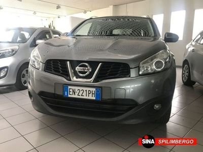 usado Nissan Qashqai +2 1.5 dCi DPF Acenta