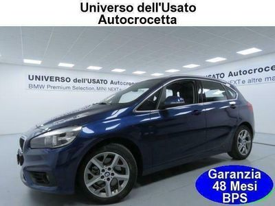 usata BMW 220 Active Tourer d xDrive Advantage Auto EU