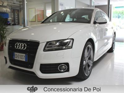 usata Audi A5 3.2 V6 FSI quattro tiptronic Ambiente