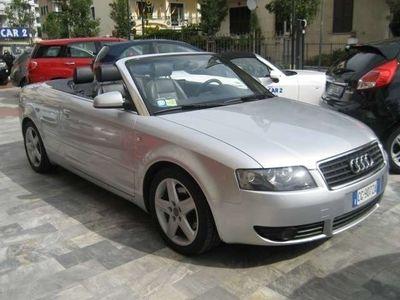 usata Audi Cabriolet usata del 2003 ad Albissola Marina, Savona