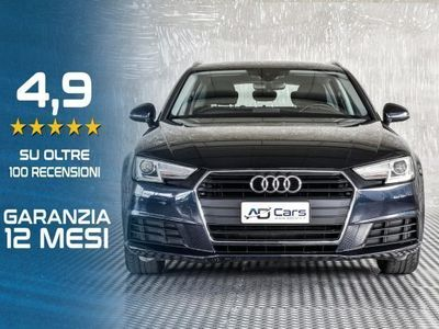 brugt Audi A4 Avant 2.0 TDI 150 CV S tronic Business