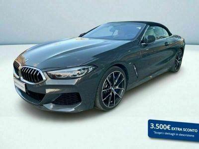 usata BMW M850 Serie 8 Cabrio 850Cabrio xdrive auto