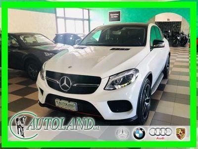 usata Mercedes GLE350 d 4Matic Coupé Premium*UNIPRO*TETTO*TELECAMERA*