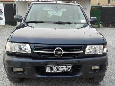 usata Opel Frontera 16v Dti Wagon Barbour Usato