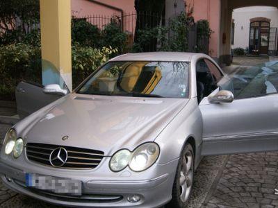 usata Mercedes CLK270 Avantgarde