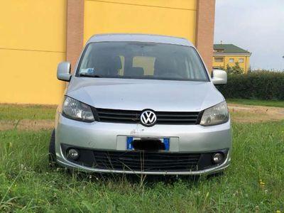 usata VW Caddy 1.6 TDI 102 CV 5p. Highline