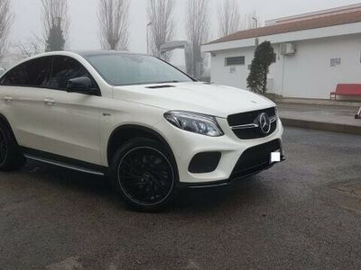 usata Mercedes GLE43 AMG AMG 4Matic Coupé Sport ***Airmatic Tetto Cerchi 22***