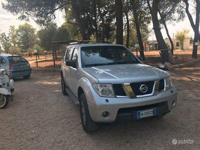 usata Nissan Pathfinder Pathfinder 2.5 dCi LE