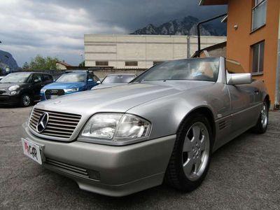 usata Mercedes SL320 cat 2+2 DA AMATORE * 113.000 KM REALI CON BOOK *