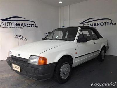 gebraucht Ford Escort Cabriolet 1400 BENZINA FERMA DAL 1996 LEGGI SOTTO