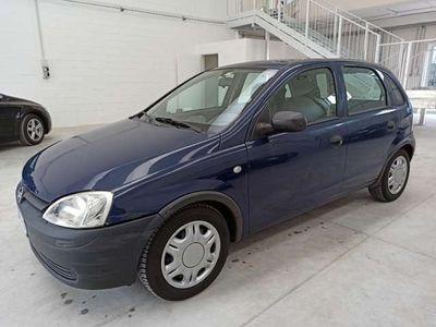 usata Opel Corsa 1.0i 12V cat 5 porte Comfort