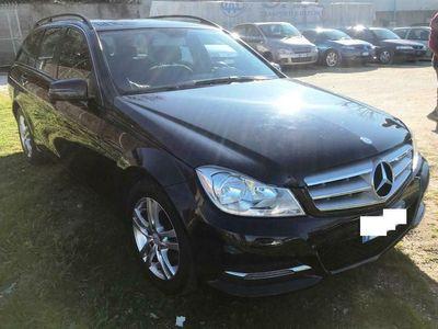 usata Mercedes C180 Classe Cd S.W. Auto Premium